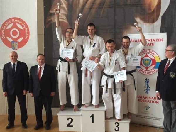 """Trener Klubu Karate """"Randori"""" brązowym medalistą mistrzostw karate kyokushin"""