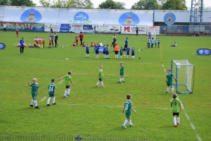 Triumf Śląska Wrocław na  ESBANK Cup