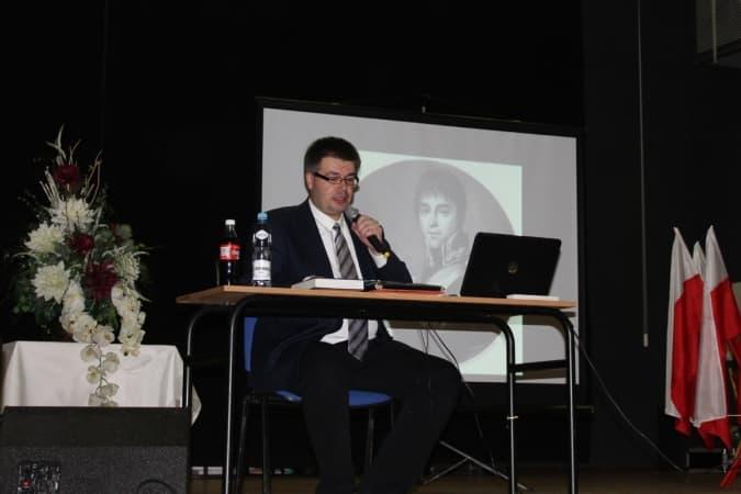 Uczcili 250. rocznicę urodzin A. Kosińskiego współzałożyciela Legionów Polskich