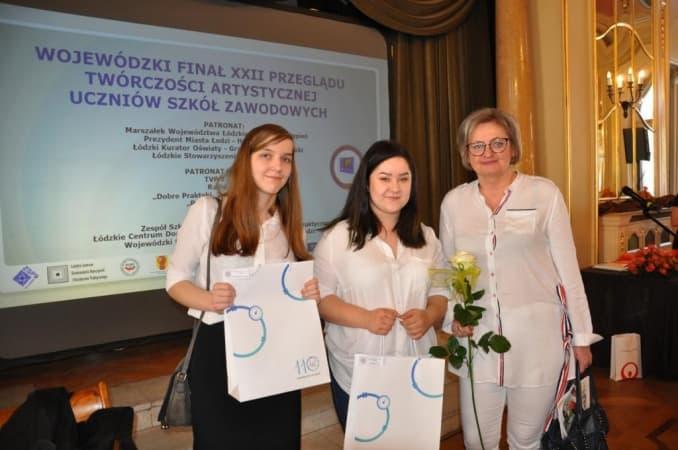 Uczennice Elektryka najlepsze w województwie