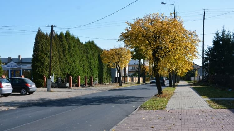 Ulica Wyszyńskiego już bez utrudnień