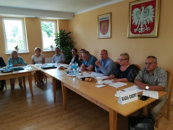 W Dobryszycach wójt bez absolutorium