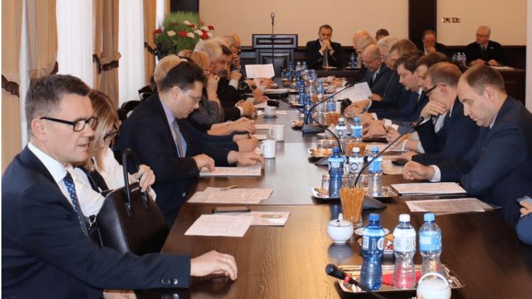 Władze powiatu na Konwencie Powiatów Województwa Łódzkiego