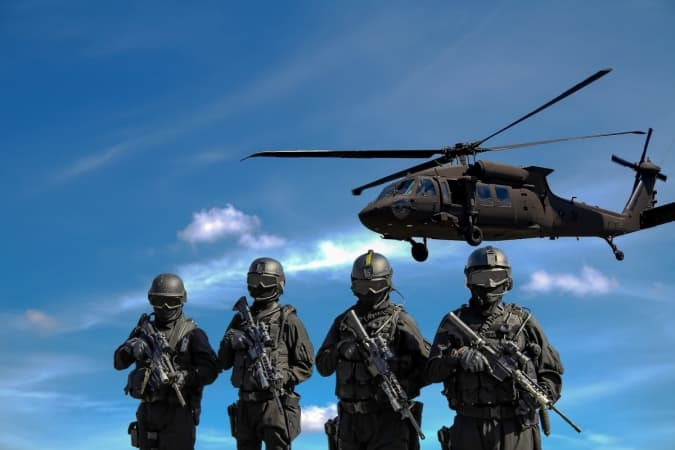 Wprowadzono stopnie alarmowe ALFA, ALFA-CRP i Bravo