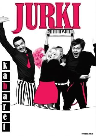 Kabaret JURKI wystąpi w Radomsku