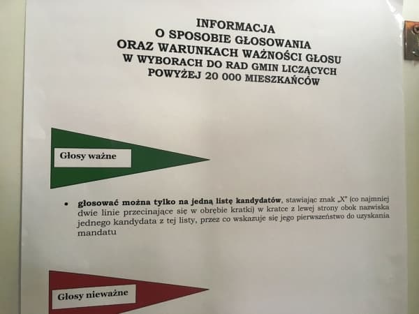 Wybory w Radomsku. Komentarze