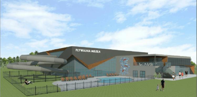 Wybrano firmę, która wybuduje basen w Radomsku