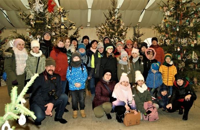 Wycieczka z muzeum na zakończenie ferii w Radomsku
