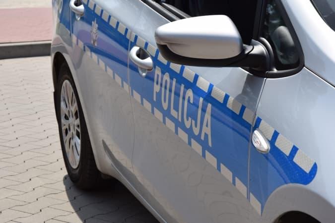 Wypadek drogowy w Radomsku