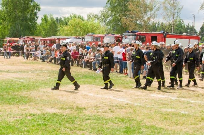 Zaproszenie OSP na turniej piłkarski w Radziechowicach Drugich