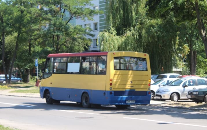 Zmiany w kursowaniu autobusów MPK na Jagiellońskiej