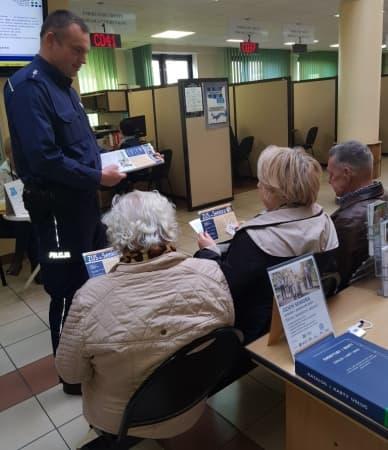 ZUS i policja dla bezpieczeństwa seniorów