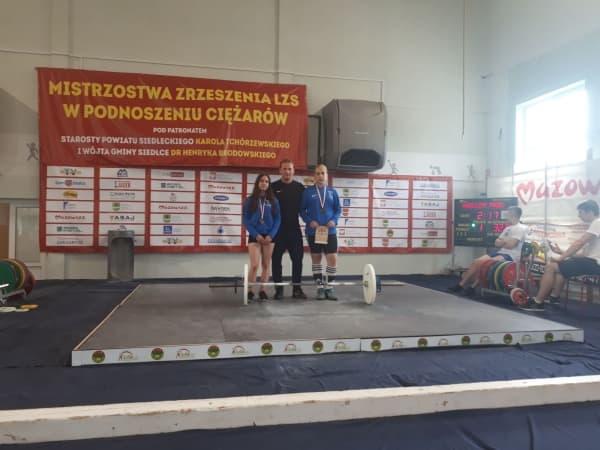 Zwycięskie Mistrzostwa dla zawodniczek UMLKS Radomsko