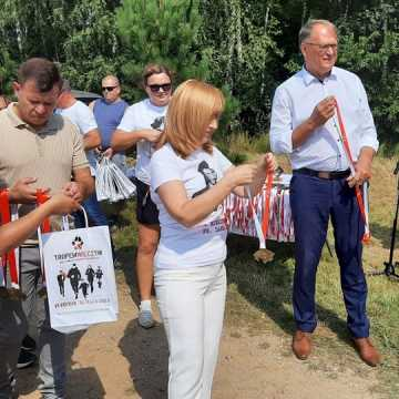 Tropem Wilczym. Bieg Pamięci Żołnierzy Wyklętych 2021 w Radomsku