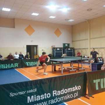 Tenisiści UMLKS Radomsko grali o ligowe punkty
