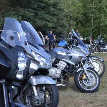 Podczas I Radomszczańskiego Zlotu Motocyklowego zebrano 9264,03 zł dla Kacpra Pluty