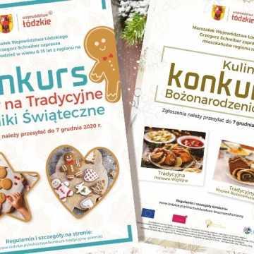 Świąteczne konkursy województwa łódzkiego