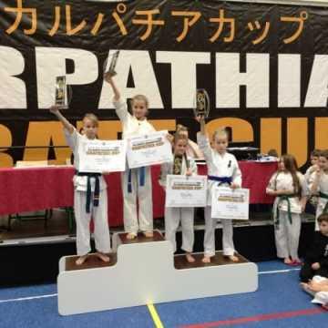 Zawody Karate Carpathia Cup
