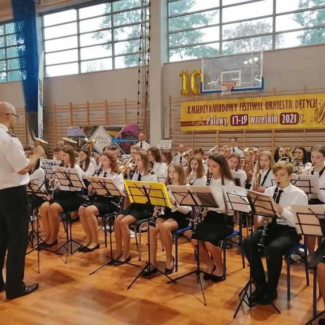 """Orkiestra Dęta """"Expresja"""" stała się orkiestrą MDK w Radomsku. Poszukiwani są muzycy"""