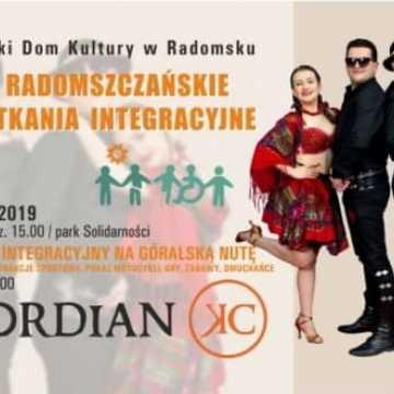 Zbliżają się Radomszczańskie Spotkania Integracyjne. Program
