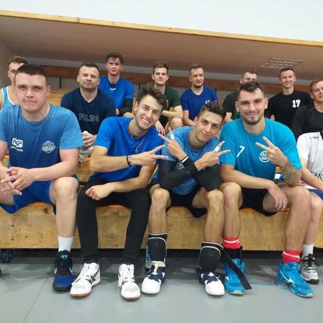 Pierwszy mecz METPRIM Volley Radomsko w III lidze siatkówki