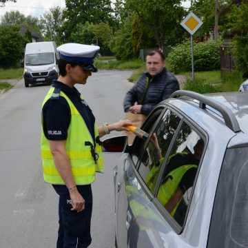 Kierowcy zdawali egzamin z trzeźwości