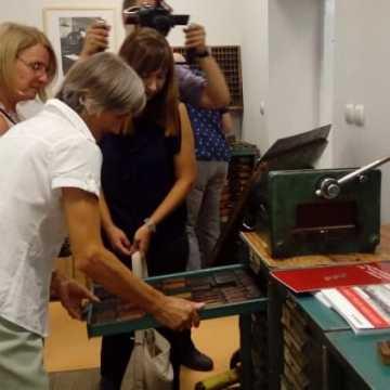 Muzeum Drukarstwa Rodziny Kamińskich ponownie otwarte