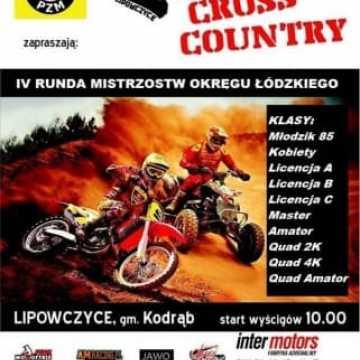 Cross Country w Lipowczycach
