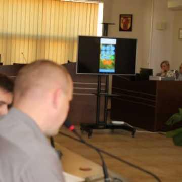 O drogach na komisji rozwoju powiatu radomszczańskiego