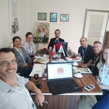 Międzynarodowe spotkanie projektowe z nauczycielami Mechanika