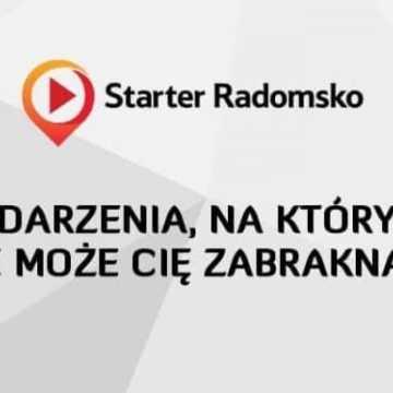 Starter Radomsko zaprasza na majowe spotkania