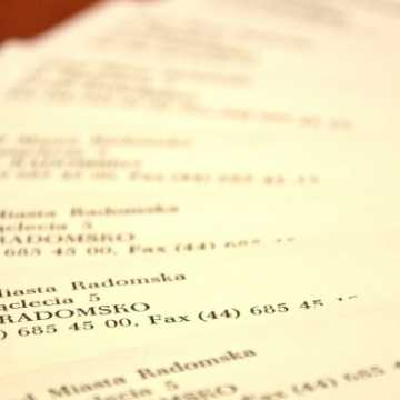 Urząd Miasta w Radomsku przypomina o podatkach
