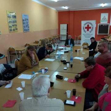 Nowy – stary zarząd PCK w Radomsku