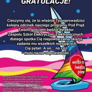 Licytacje dla WOŚP w ZSE-E w Radomsku