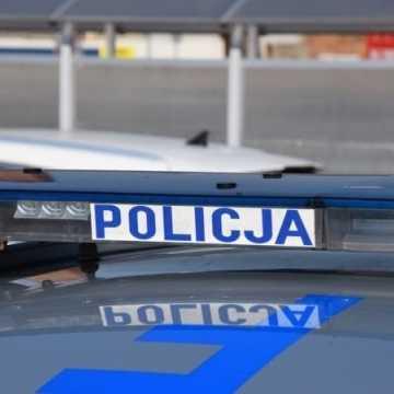 W gminie Masłowice policja zatrzymała pijanego kierowcę. Miał 2,2 promila