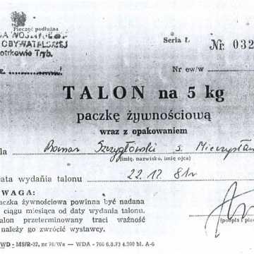 39. rocznica wprowadzenia stanu wojennego. Jak to wyglądało w Radomsku?