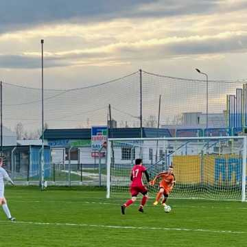 Zwycięstwo Sportingu Radomsko i hat-trick Kajetana Misztalskiego