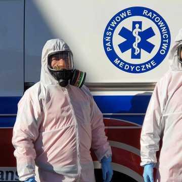 W Łódzkiem odnotowano 1112 zakażeń koronawirusem, w pow. radomszczańskim - 26