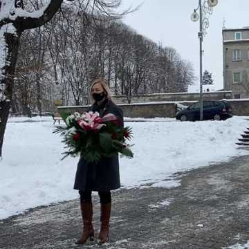 Upamiętnili 76. rocznicę wyzwolenia Radomska