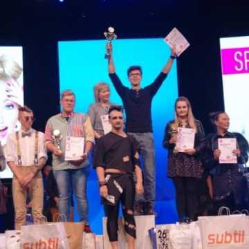 I nagroda TOP CITY YOUNG#HE dla Patryka Pluty z ZSDiOŚ