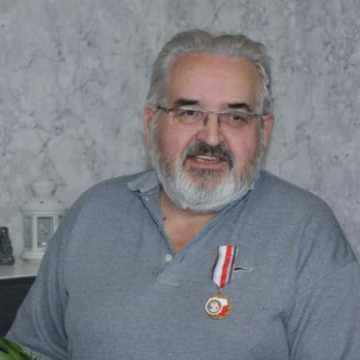 Medal za zasługi dla G. Drzewowskiego