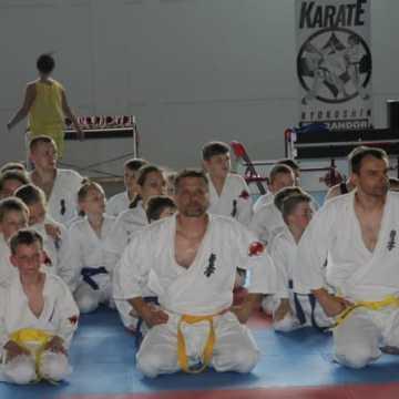 """Sportowe zakończenie roku karateków z Klubu Karate """"Randori"""""""