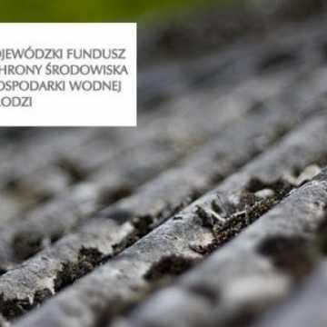 W Radomsku jest kontynuowany program usuwania azbestu