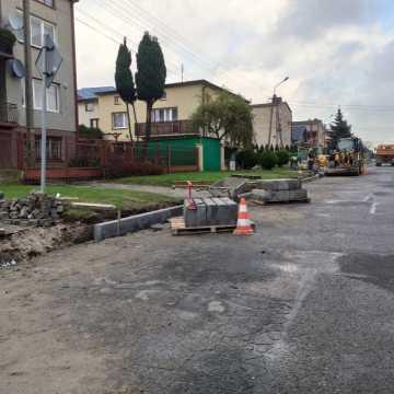 Nowe nakładki asfaltowe na kilku ulicach w Radomsku