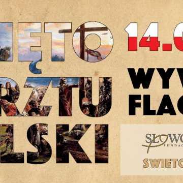 14 kwietnia – Święto Chrztu Polski. Warto wywiesić biało-czerwoną flagę