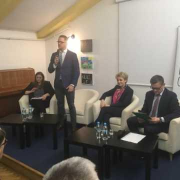 Spotkanie Klubu Obywatelskiego w Radomsku