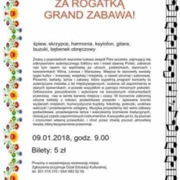 Edukacje Muzyczne: Za rogatką grand zabawa!