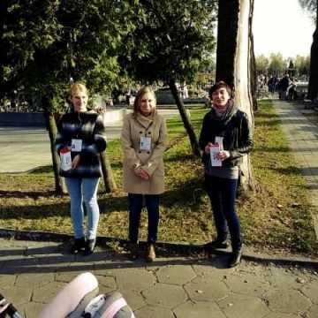 Kwesta na radomszczańskich cmentarzach. Kto będzie zbierał pieniądze?