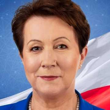 Poseł Anna Milczanowska: jestem za cywilizacją życia, a nie śmierci. Protestujących proszę o opamiętanie