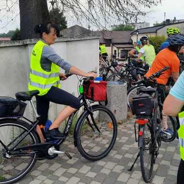Pielgrzymka Rowerowa na Jasną Górę wyruszyła z Przedborza